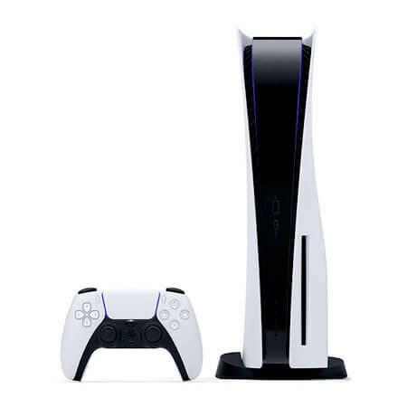 Игровая приставка Sony PlayStation 5 (С дисководом)