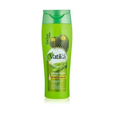 Шампунь против выпадения волос Dabur Vatika Cactus&Gergir Hair Fall Controll Shampoo (600 мл)