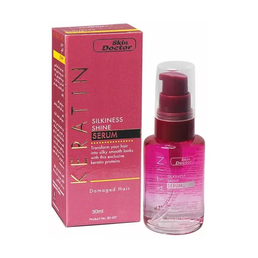 Кератиновая сыворотка для волос, Skin Doctor, 100 мл, Keratin Hair Serum