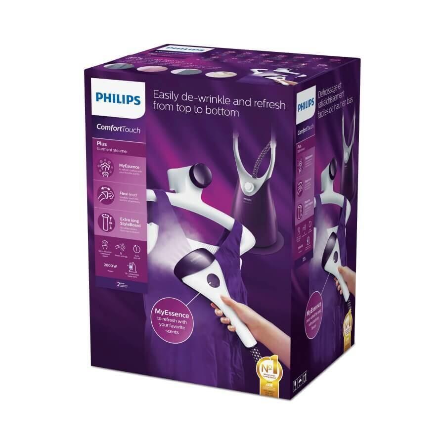 Вертикальный отпариватель для одежды Philips ComfortTouch Advanced GC558