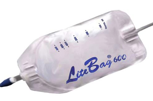 ME.LBKT01 - Lite Drainage Bag Kit 500/0601 [600ml] + Drain Guard 8150 - Free Delivery, VAT incl.