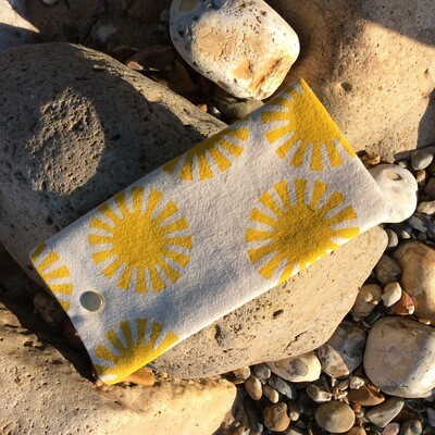 'Sunshine' Glasses Case