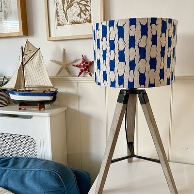 Mermaids Purse Lampshade