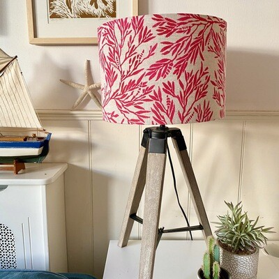 Sea Oak Lampshade