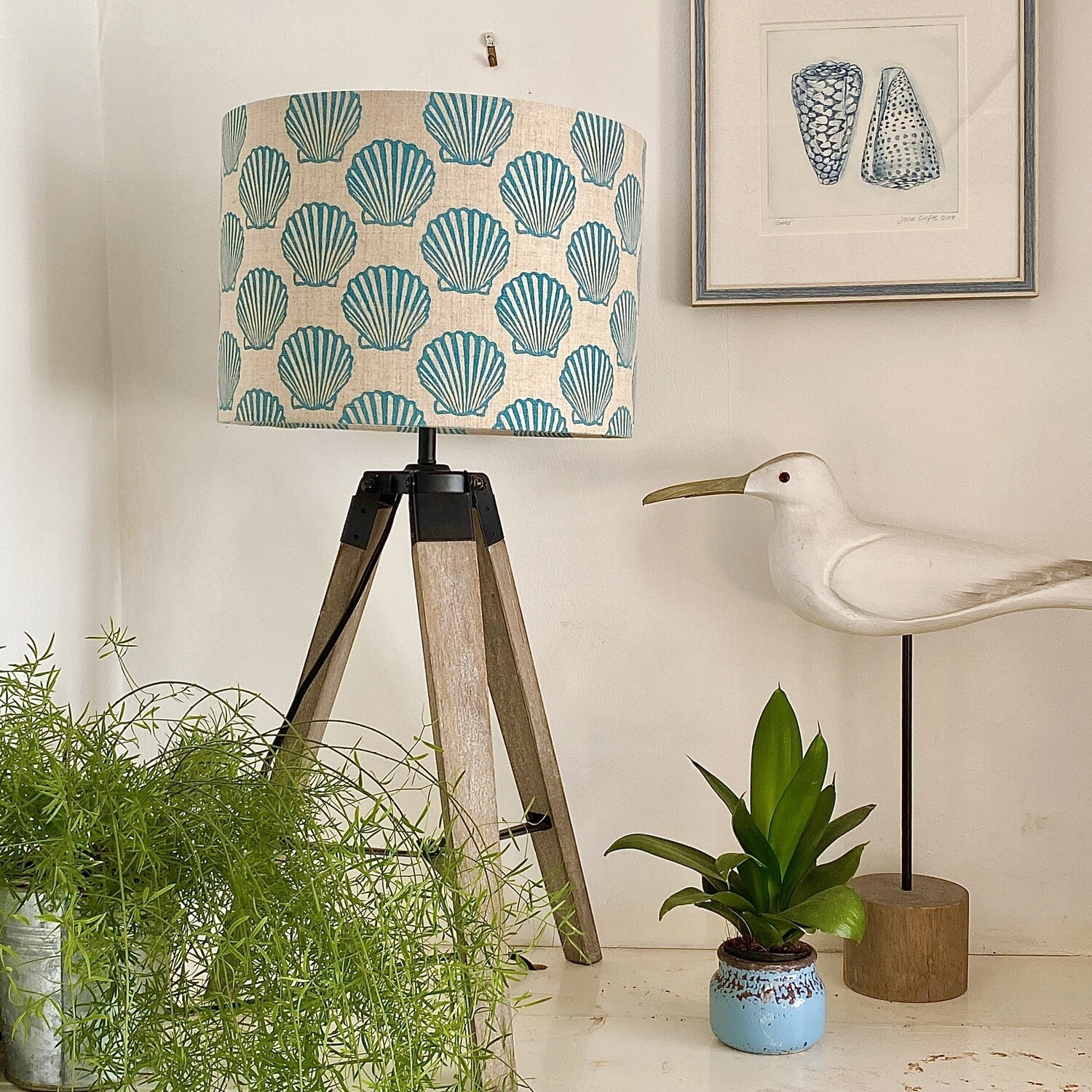 Scallops Lampshade