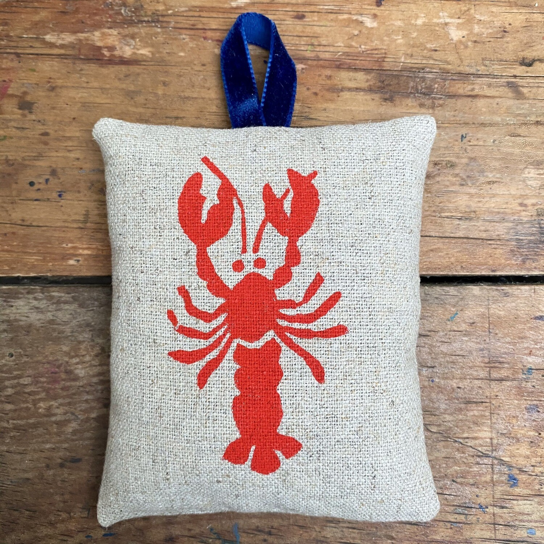 Red Lobster Lavender Bag