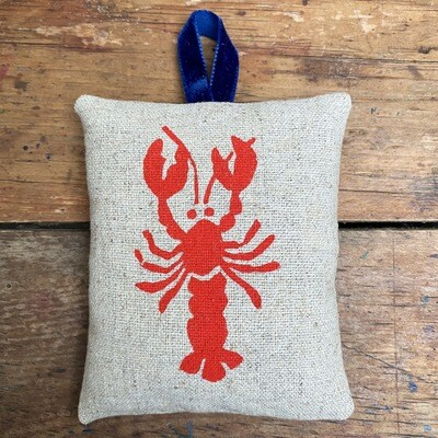 Red Lobster Lavender Bag