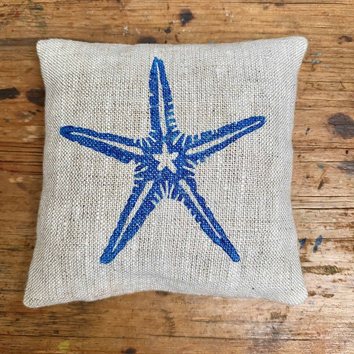 Natural Starfish Lavender Bag