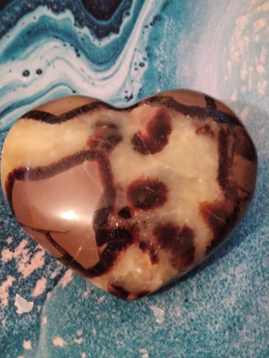 SEPTARIAN (DRAGON STONE) WITH STAND 1