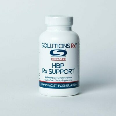 SolutionsRX HBP Rx Support 60 tablets