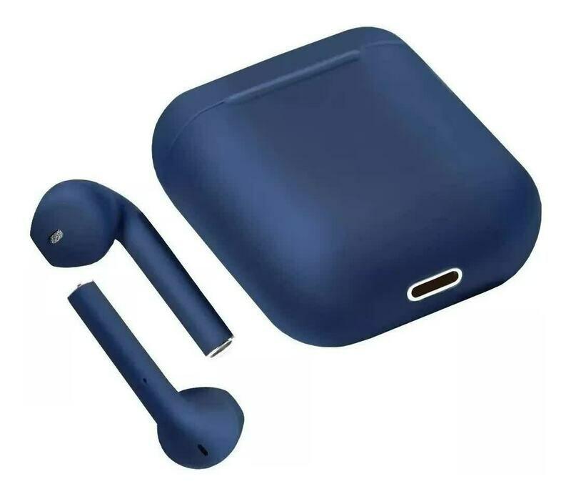 INPOD 12 - Audífonos inalámbricos - AZUL
