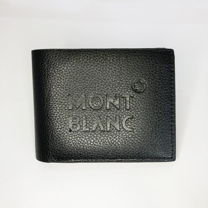 Billetera MontBlanc m1 + Funda para regalo