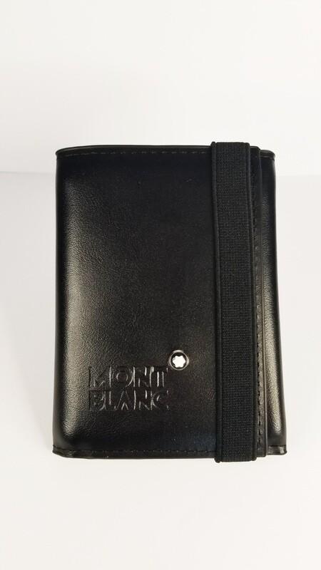 Billetera MontBlanc m3 + Funda para regalo