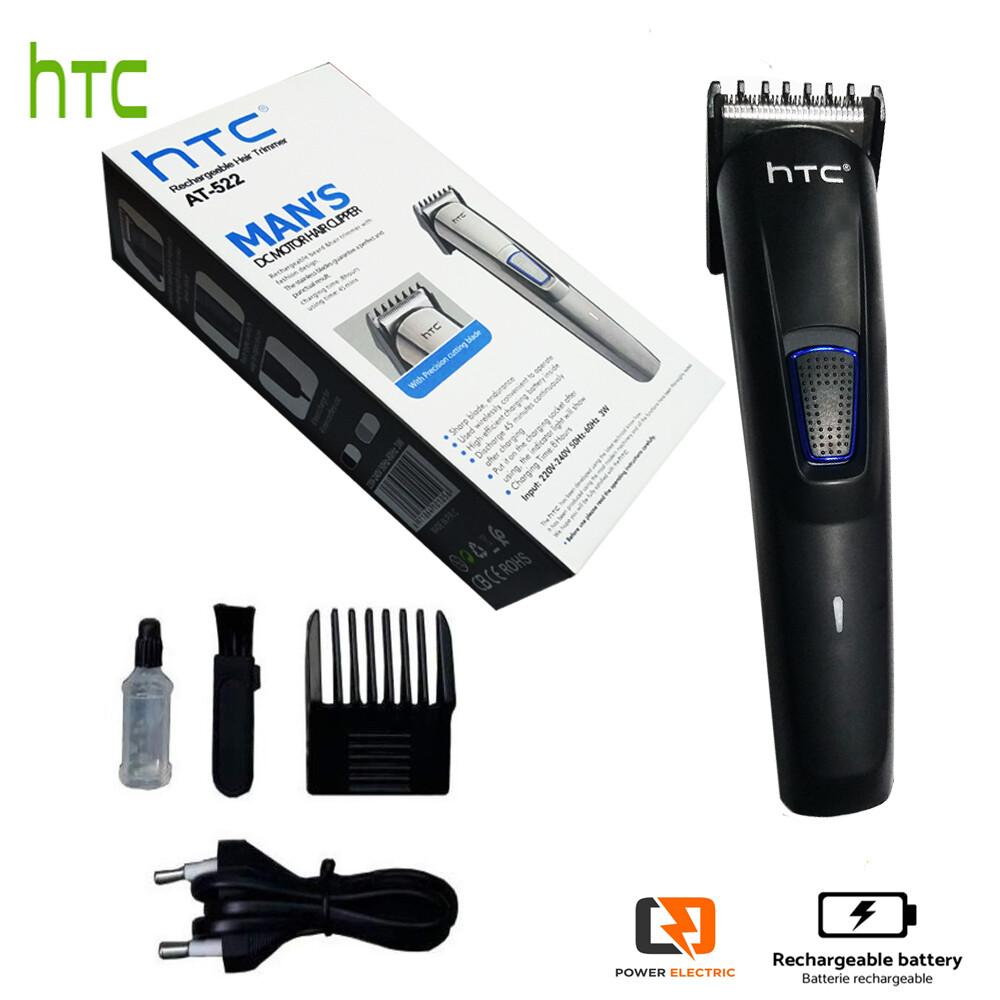 Recortador de cabello y barba recargable HTC AT-522