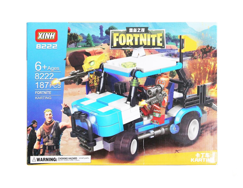 Juego de bloques de Plástico - modelo FORNITE -187 piezas