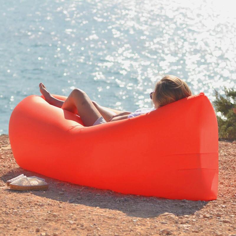 Lazy Bag - Bolsa Inflable para descansar