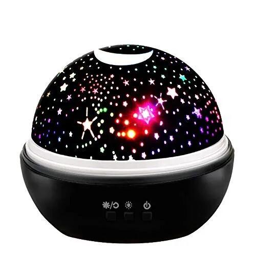 Lámpara Proyector Luces Star Master - Redonda