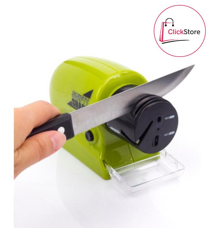 Afilador de cuchillos y tijeras motorizado
