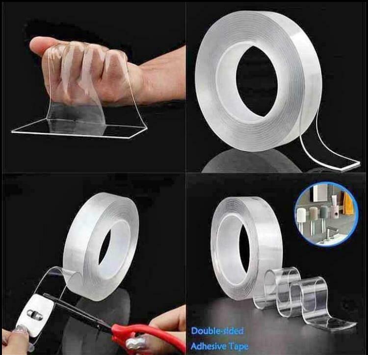 cinta doble faz lavable mágico doble cara