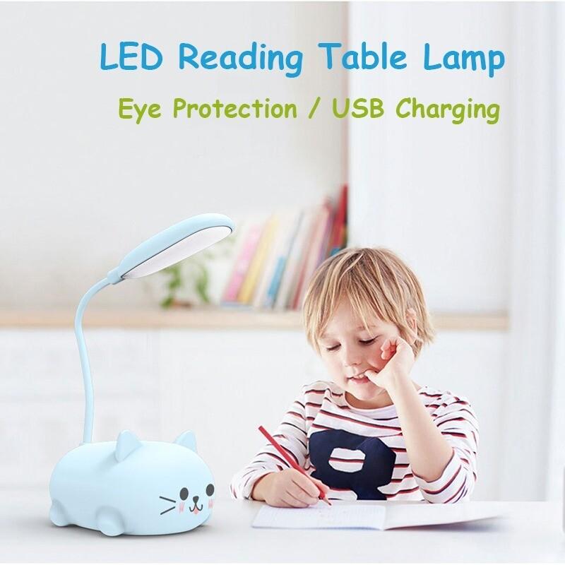 Lampara LED para Escritorio