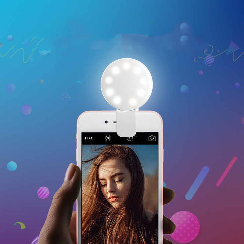 Selfie flash led portátil - MiniQ