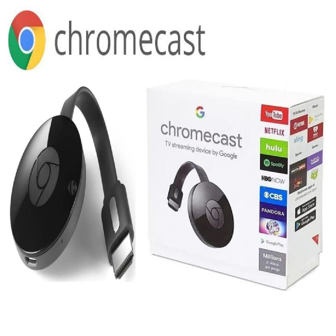 Tv Streaming Device - Chromecast