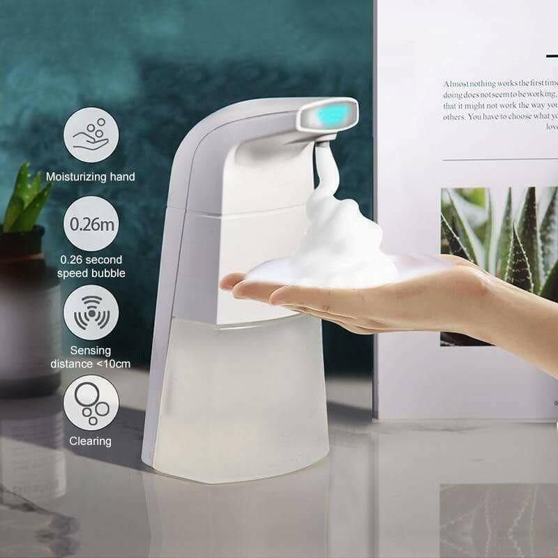 Dispensador de jabón automático