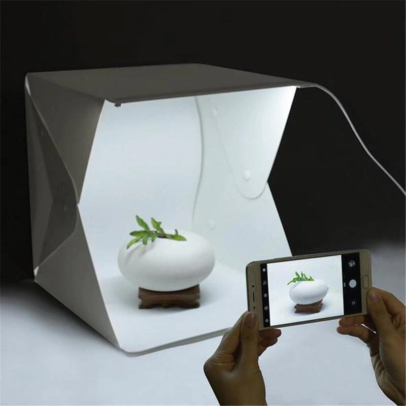 Caja de luz 30 x 30 cm