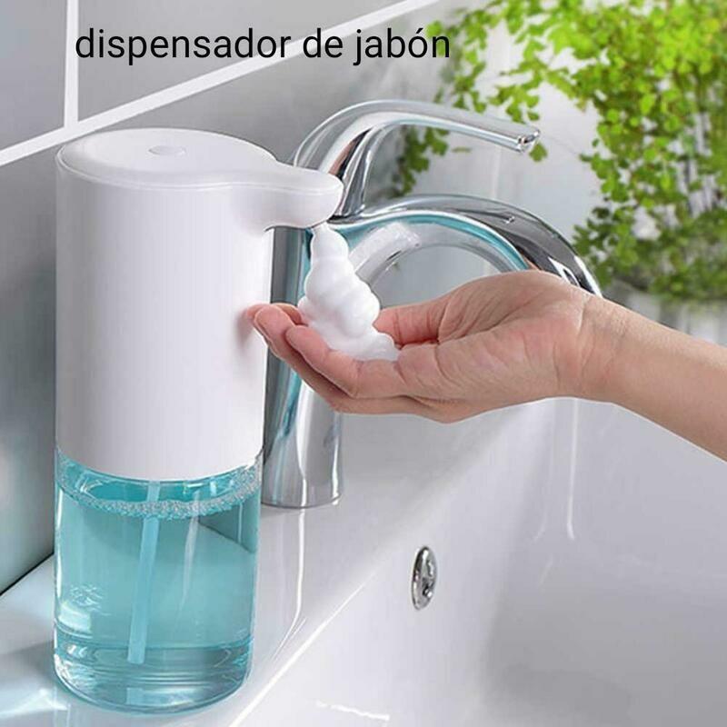 Dispensador de Jabón liquido automático