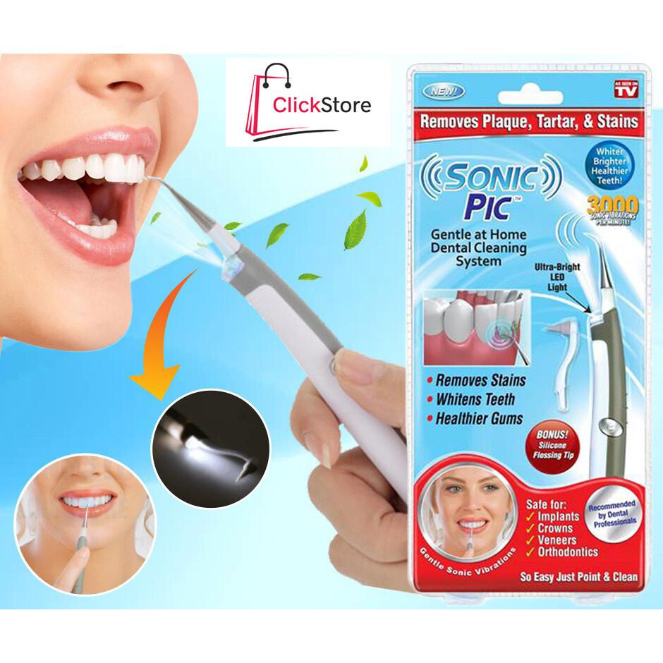 Limpiador dental - SONIC PIC