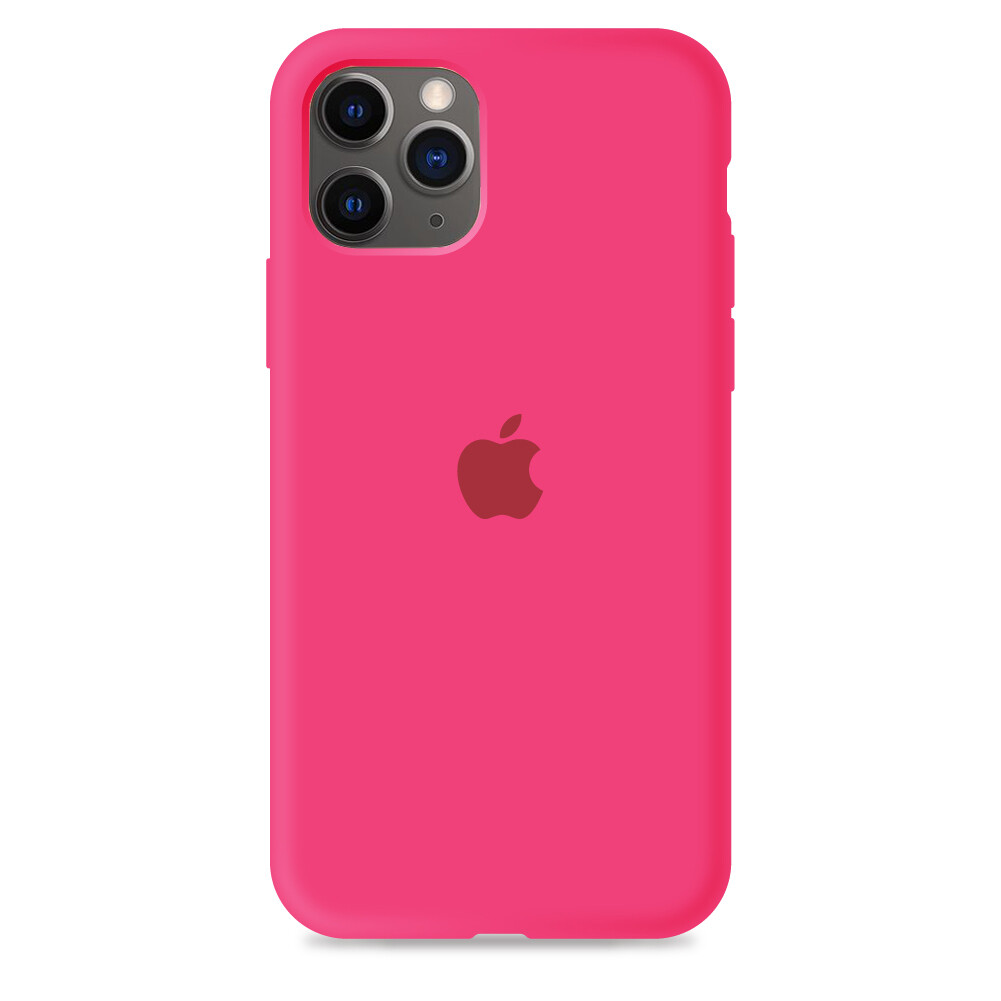 Case Silicona iPhone 11 Pro Max