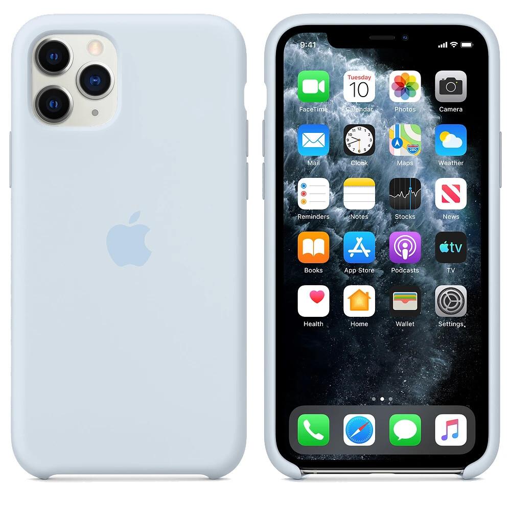 Case Silicona iPhone 11 Pro
