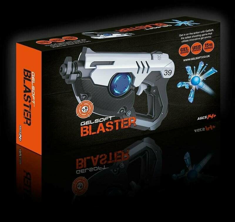 Pistola GelBlaster - Tracer Overwatch