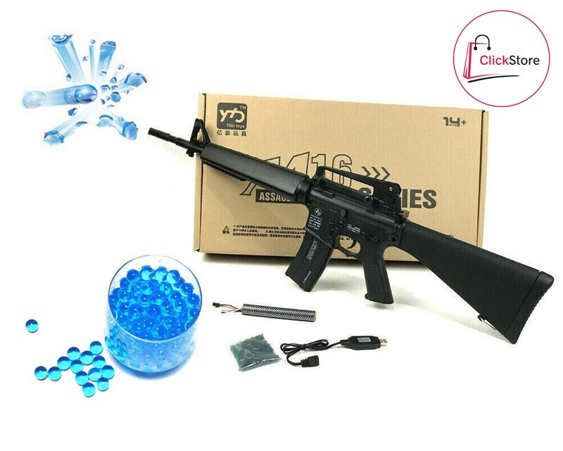 Rifle M16 - Munición de GEL