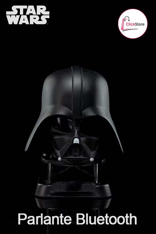 Parlante Darth Vader - Inalámbrico bluetooth