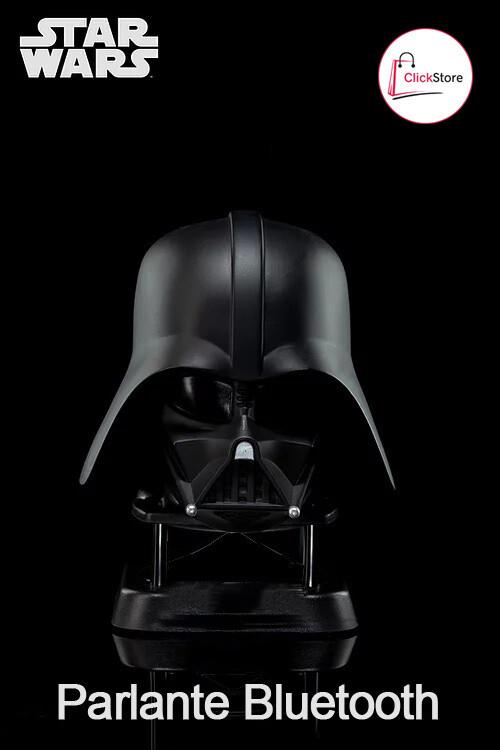 Parlante Darth Vader - Inalámbrico bluetooth
