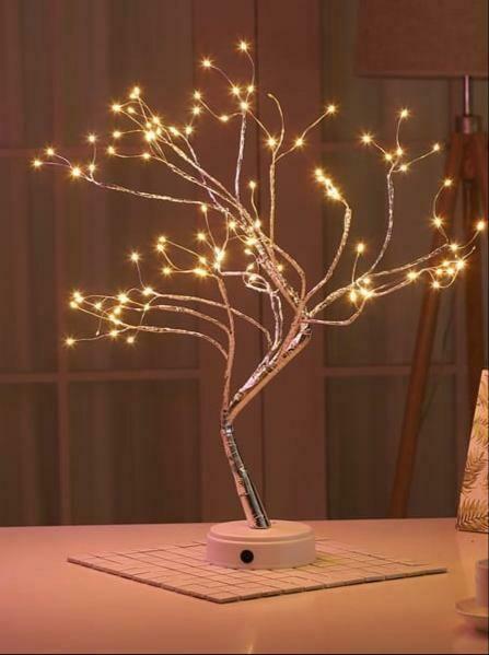 Bonsai - Lámpara de árbol de luz LED