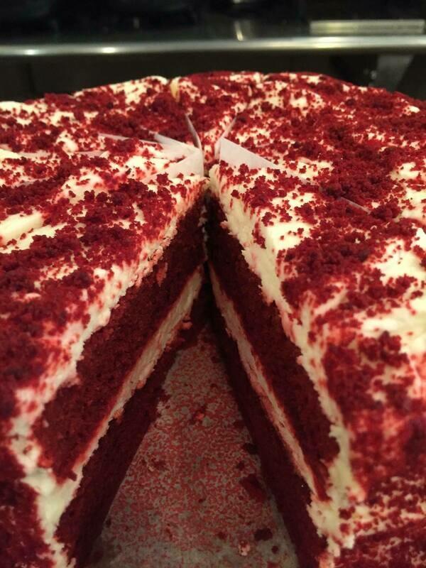 """Red Velvet Cake 10"""""""