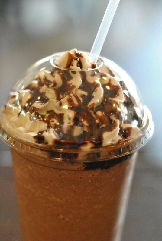 20 Degree Below Frozen Hot Chocolate