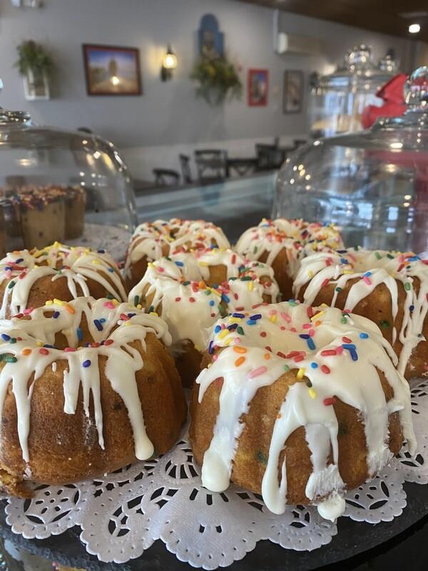 Mini Bundt Cake