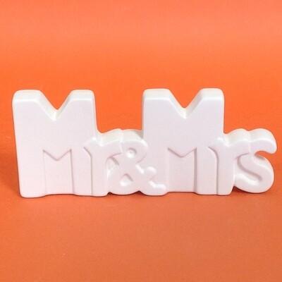 MR & MRS word