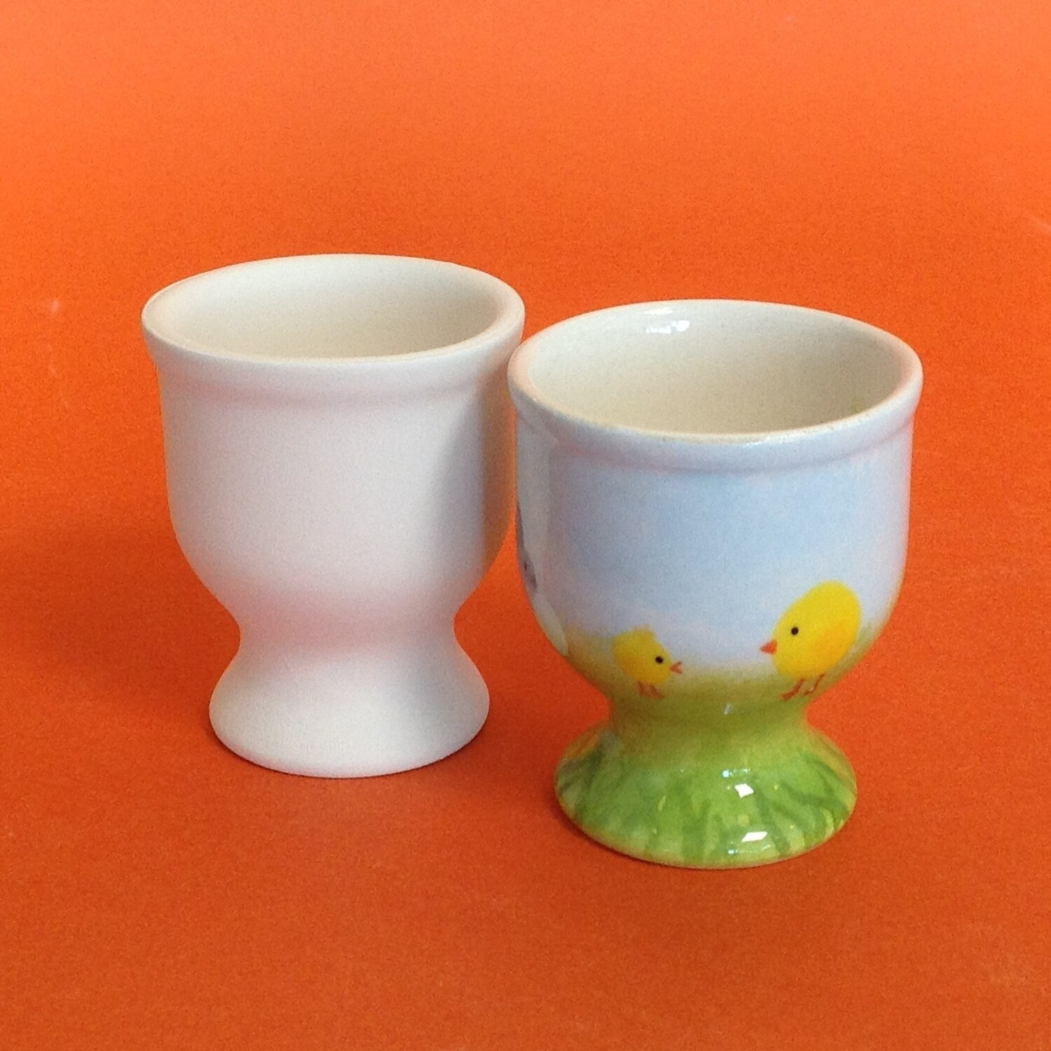 Egg cup - round