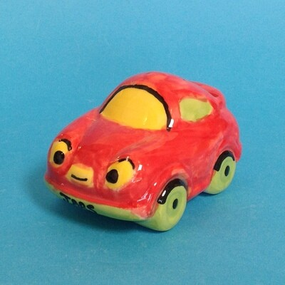 Car money box - small
