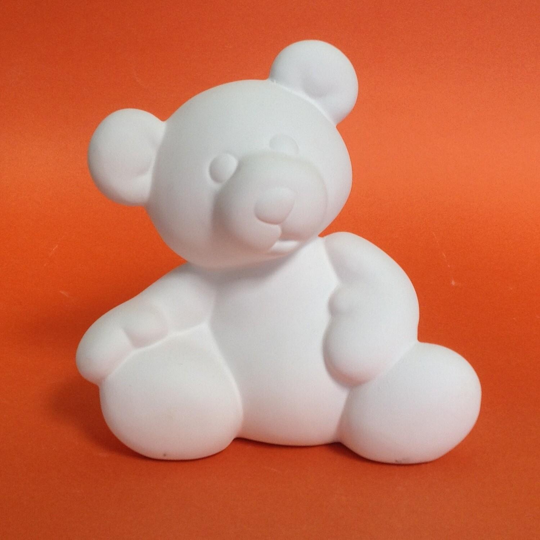 Teddy bear money box