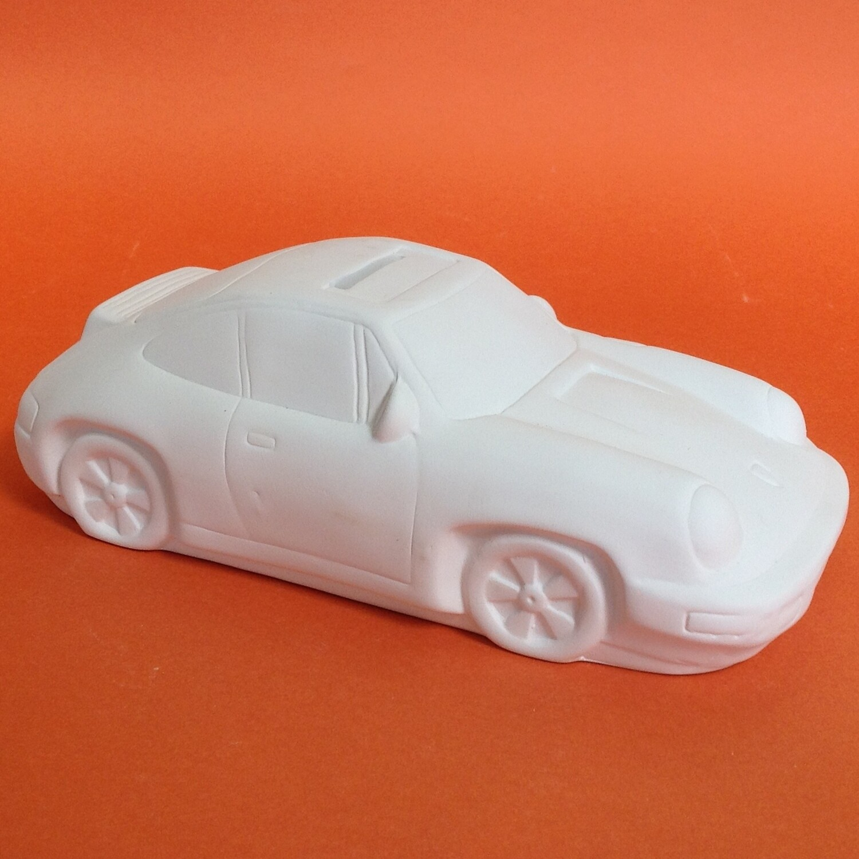 Sports car money box