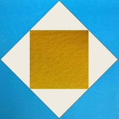 Dark Yellow Acrylic Paint