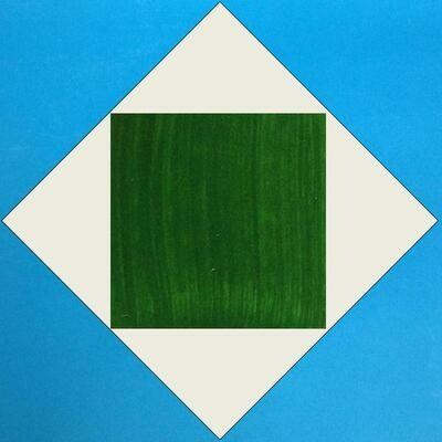 Green Acrylic Paint