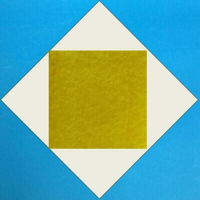 Bright Yellow Acrylic Paint