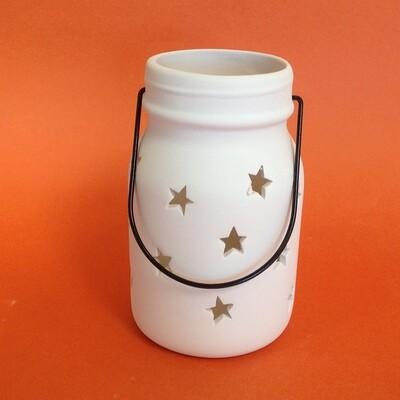 Star Jar Lantern