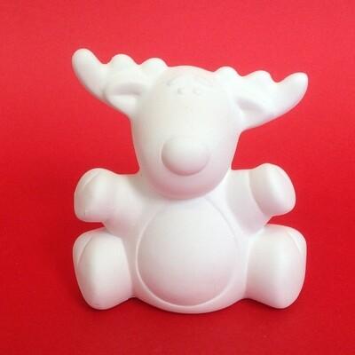 Reindeer figure - small